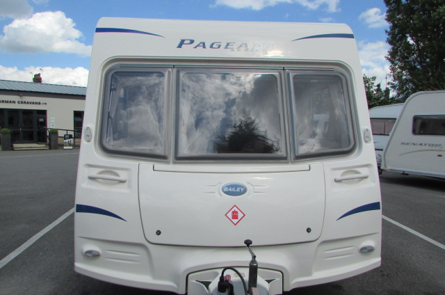 Bailey Pageant Limousin S7 2009