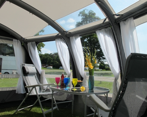 Ace AIR 400 awning
