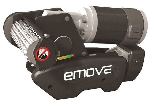 powrtouch motor mover fitting instructions