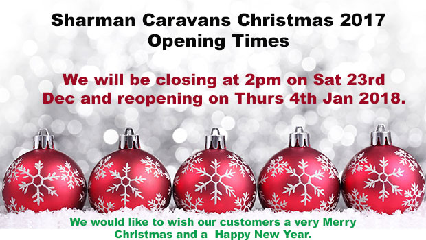 Christmas 2017 Opening Hours
