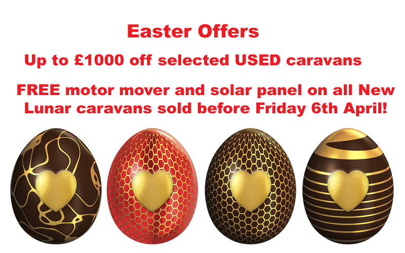 Easter Special Offers – come and see us soon!