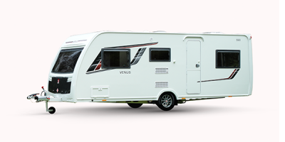 Venus caravans 590 model 2019