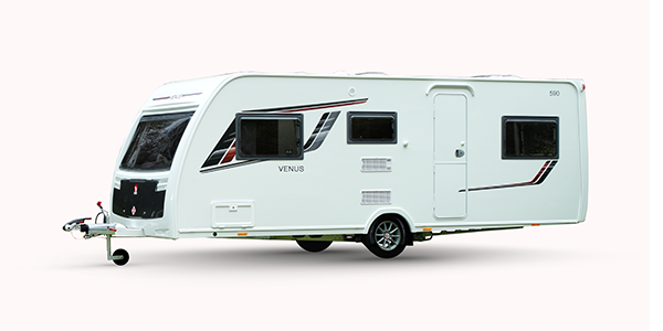 Coming soon to Sharman Caravans – Venus caravans