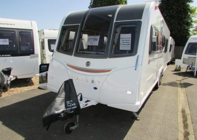 SOLD Bailey Unicorn Barcelona S3 2015 – WAS £17,550 NOW £16,550- Fixed Bed – 4 berth