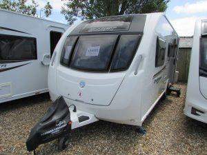 **SOLD** Swift Challenger Sport 586 2015 – £14,995 – End Fixed Bunks – 6 berth