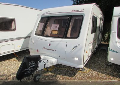 Buccaneer Elan 15 2006 – £5,750 – End Washroom – 2 berth