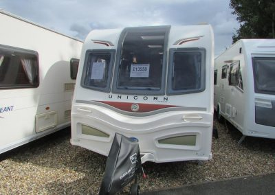 **SOLD** Bailey Unicorn Valencia S2 2013 – £13,550