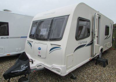 **SOLD** Bailey Olympus 530 2013 – £11,795