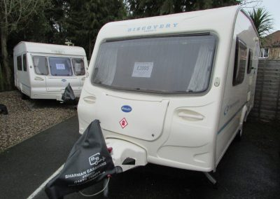 **SOLD** Bailey Discovery 100 2005 – £3,995