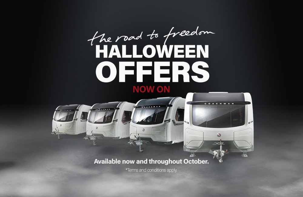 Coachman – Halloween Offers Now On